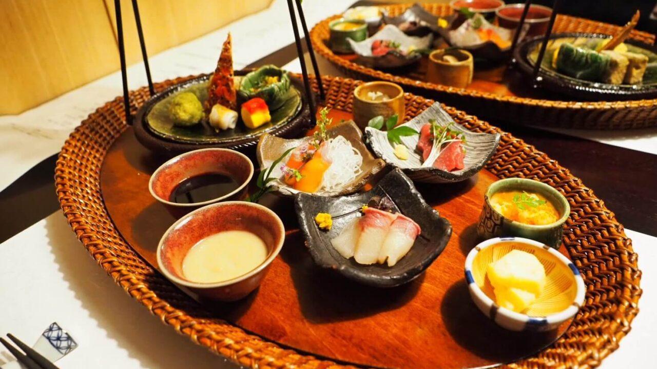 星野リゾートの食事
